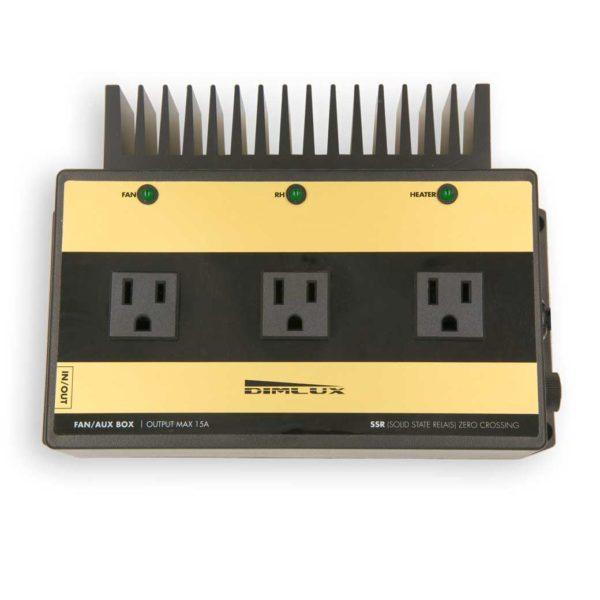 Aux Box 2-Outlet