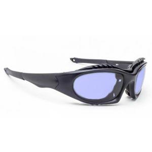 Hydrospecs Growers Fitover Glasses Model 33 for HPS / MH / CMH in Black Frame