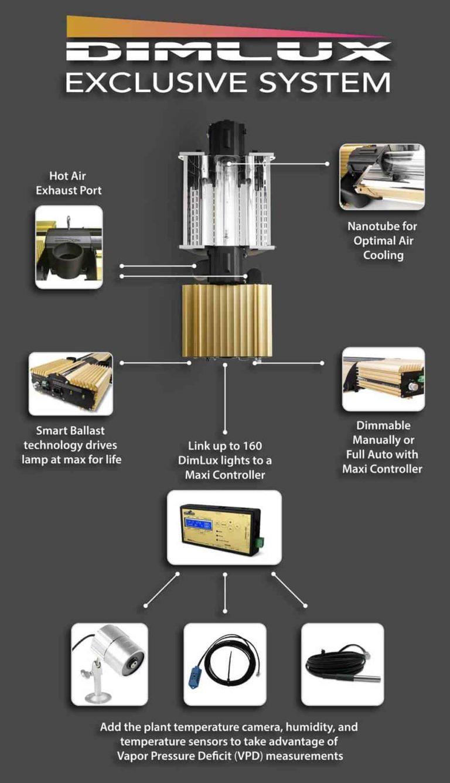 Automatic Garden Light Controlling System Circuit Diagram