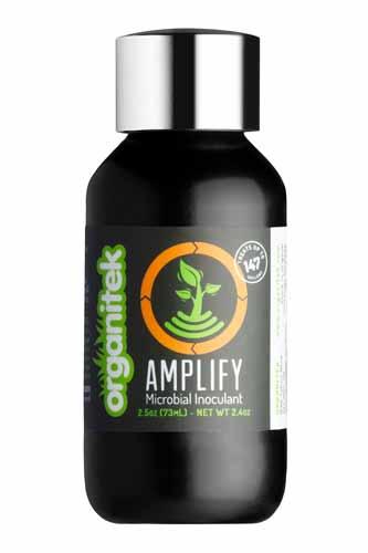 Organitek Amplify 2.5 ounce