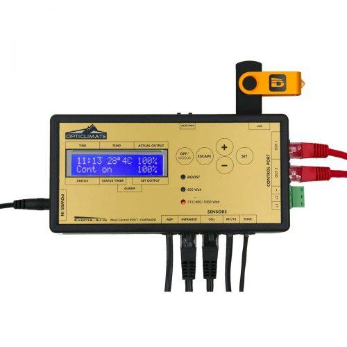 Maxi Controller Datalog
